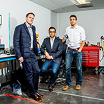 Cal-founded biomed startups featured in NY Times