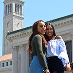 Friendship that took 16 years — and admission to Cal — to happen
