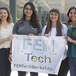 Berkeley's first campuswide tech club for women
