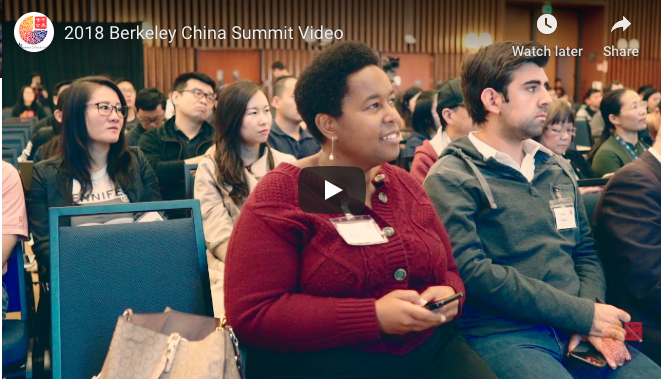 Berkeley China Summit